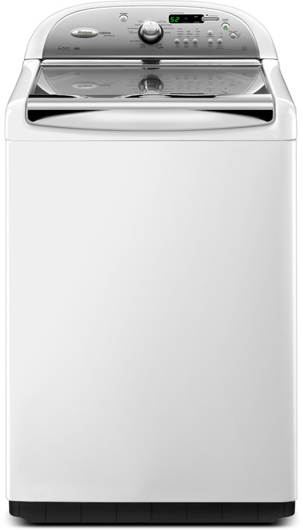 Whirlpool Wtw8600yw 28 Inch Top Load Washer With 4 6 Cu Ft