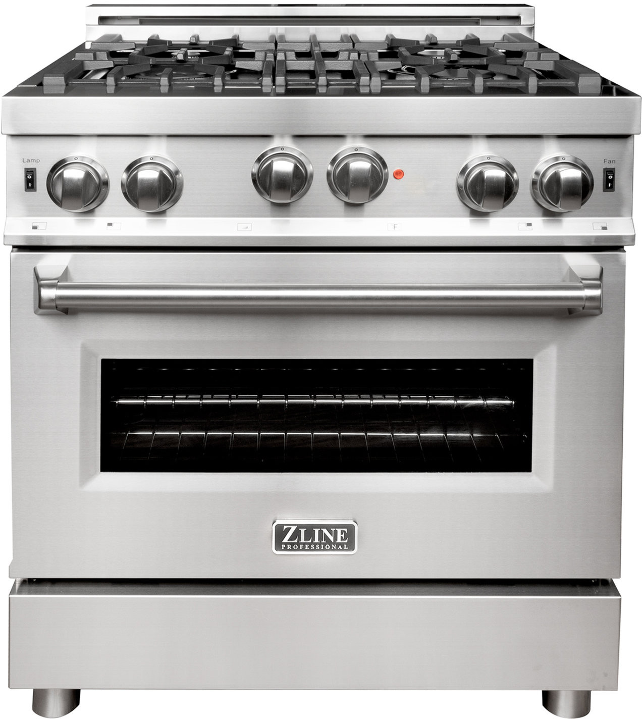 Zline Rg30 30 Inch Gas Range With 4