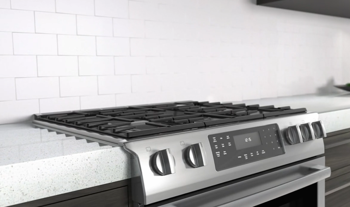 bosch 800 series gas range